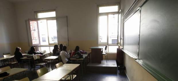 Una escola.