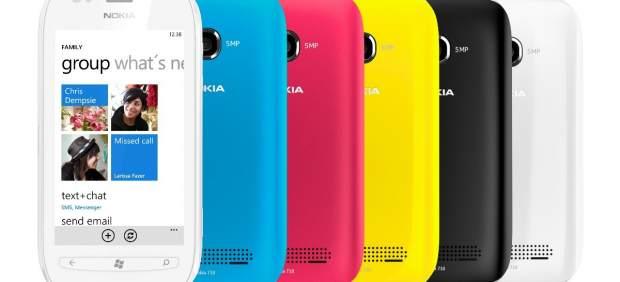 Filtran imágenes del Lumia 610, un nuevo Windows Phone de Nokia de gama baja