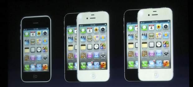 Al Congreso de los Diputados solo le sirve el iPhone 4S