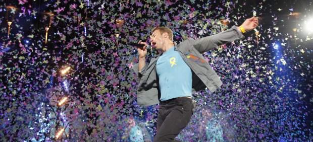 Coldplay ofrecen los dos únicos conciertos en España esta semana en Barcelona