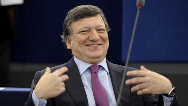 El presidente de la Comisión Europea