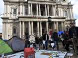 Indignados Londres monopoly