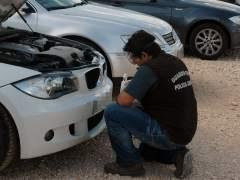 El número de coches robados en España sube por primera vez en cinco años