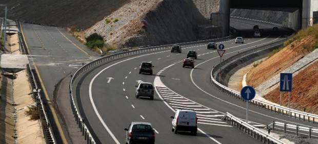Sistema de carreteras en Málaga