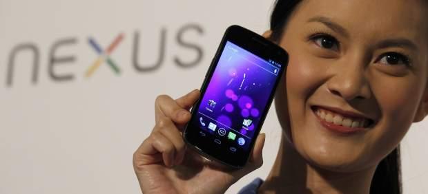 El Samsung Galaxy Nexus llegará a España el 17 de noviembre