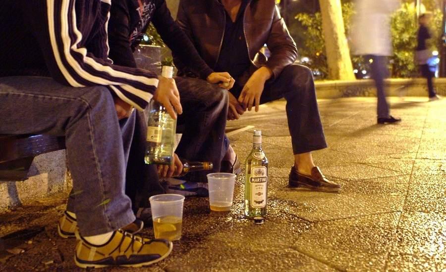 Resultado de imagen para jovenes drogas y alcohol