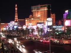 Imagen panor�mica de Las Vegas
