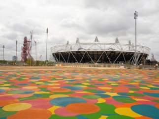 Estadio Olímpico de Londres 2012