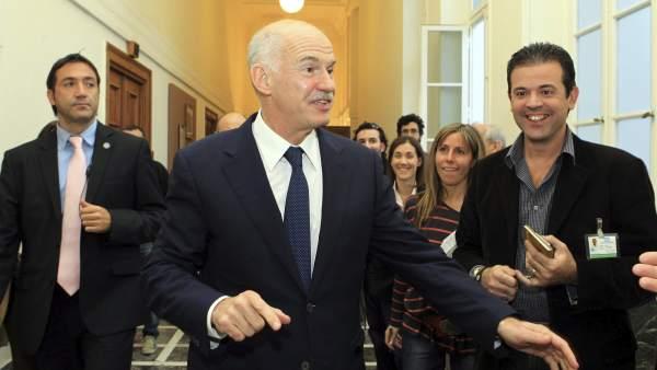 Yorgos Papandreu