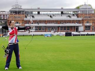 Lord's Cricket Ground en Londres 2012