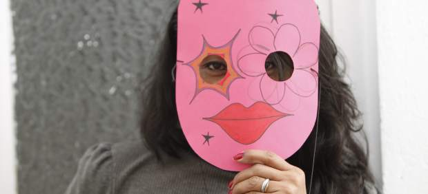 La máscara de la prostitución