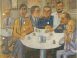 Exposición de Vargas Llosa