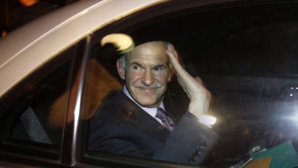 Papandreu se despide