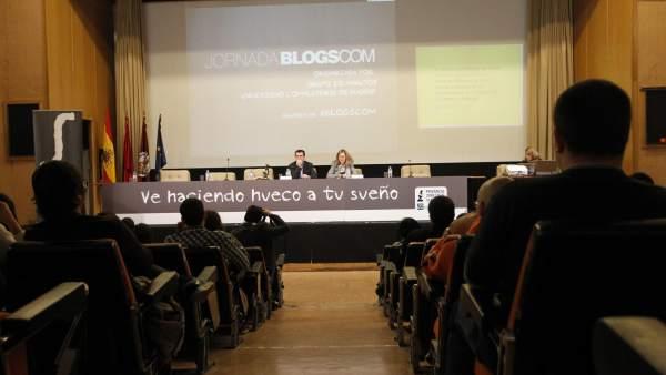 I Jornada Blogscom