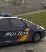Coche de la Polic�a Nacional
