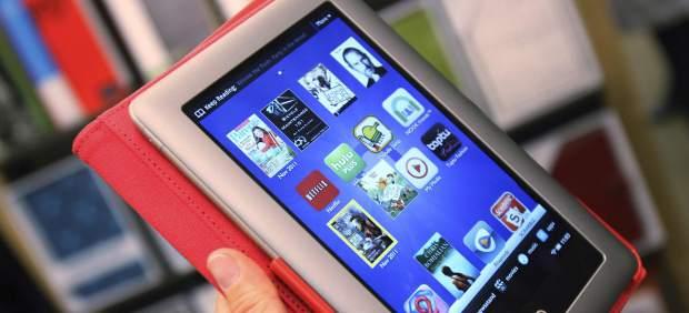 Barnes & Noble, la mayor cadena de librerías del mundo, lanza una tableta para competir con el iPad