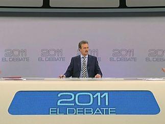 Debate Rajoy - Rubalcaba