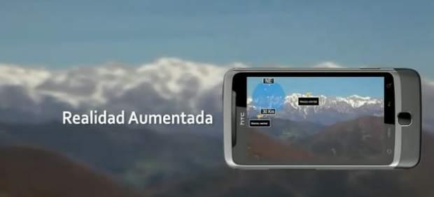 Una aplicación para móviles de senderistas recrea el cuento de 'Pulgarcito'
