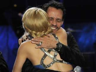 Shakira y Marc Anthony