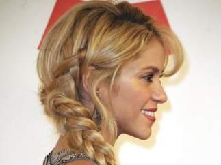 Shakira homenajeada