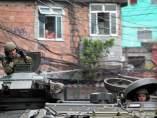 Operación en favelas de Río