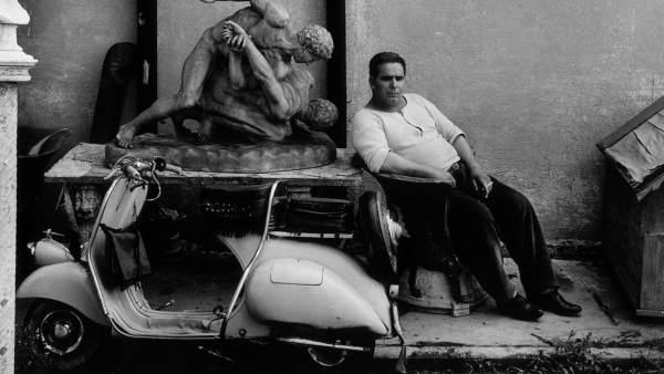 'Rome, Cinecittà', 1956