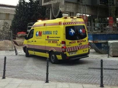 Ambulancia del 112