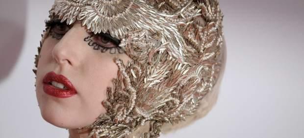 Lady Gaga, durante los premios Bambi 2011 en Alemania (EFE)