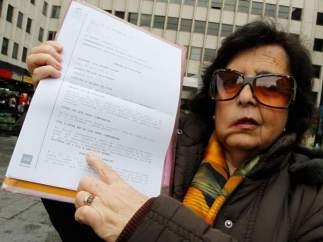 Soledad García tendrá que esperar un año para cobrar el paro