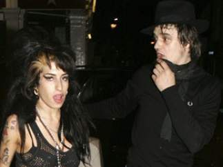 Pete Doherty y Amy Winehouse