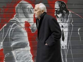 Grafitis en Grecia