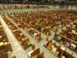 Un almac�n de Amazon