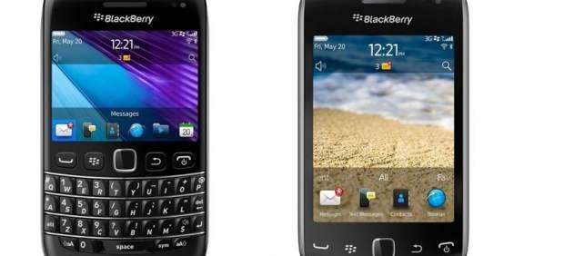 RIM lanza dos nuevas BlackBerry táctiles, Bold 9790 y Curve 9380