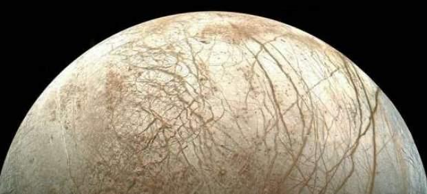 Europa, satélite de Júpiter