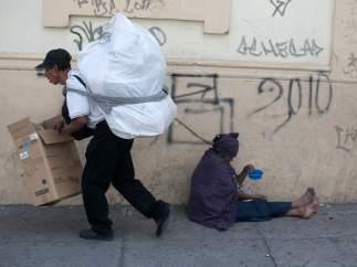 Pobreza. Guatemala