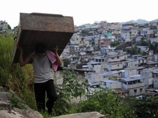 Pobreza. Guatemala. Favelas.