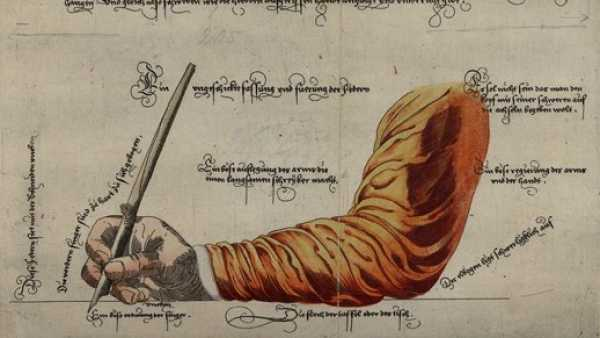 'Appendix, oder kurtzer begriff etlicher schönen Hand- und anderer Schrifften zu der Newdörfferischen Schreibkunst gehörig'