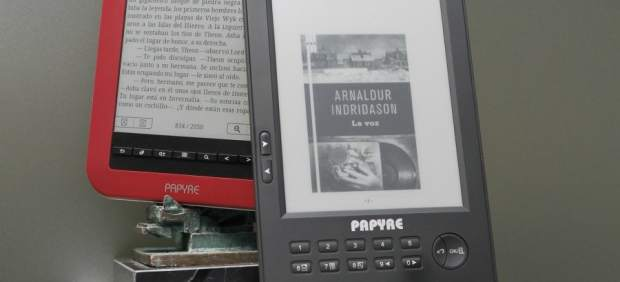 Un mundo nuevo para el 'e-book'
