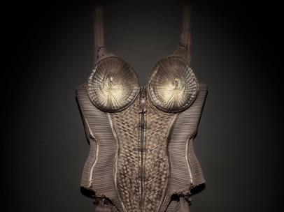 'Body corset worn by Madonna'