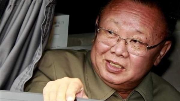 Kim Jong-il, líder del régimen de Corea del Norte