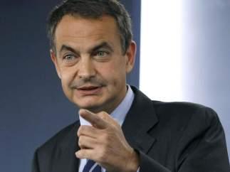 Zapatero ante la crisis