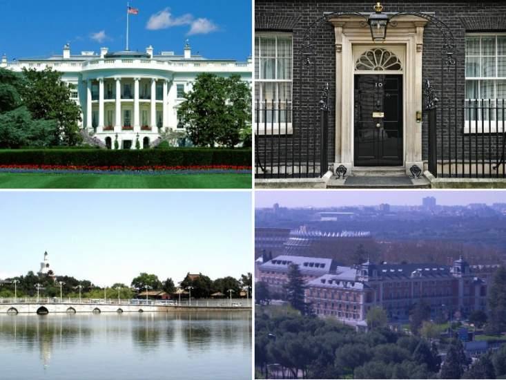 Desde la casa blanca a la moncloa as son las residencias - Bunker casa blanca ...