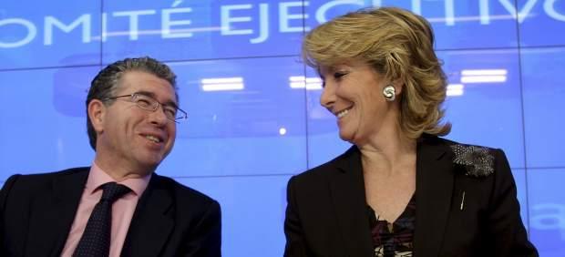 """Aguirre no se querellará contra Granados porque no tiene """"dinero para abogados"""""""