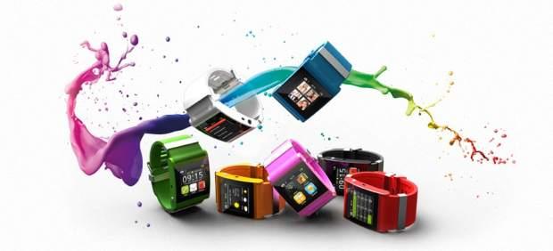 Smartwatches: 'relojes' que se conectan a Internet y sincronizan datos con el teléfono móvil