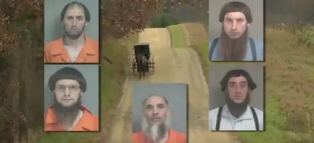 Atacan a sus vecinos amish y les cortan las barbas.