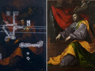 Santa Cecilia, antes y después
