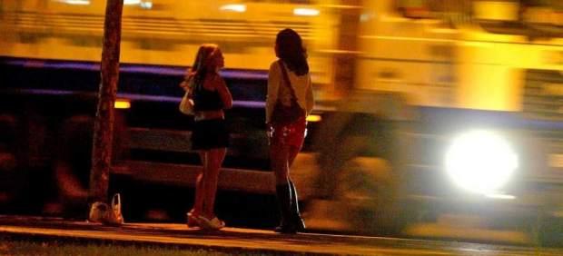 paliza a una prostituta
