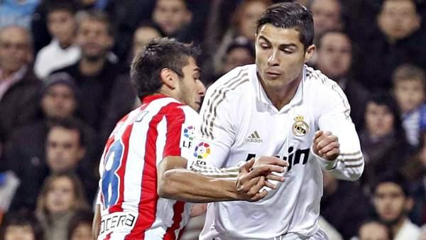 Cristiano Ronaldo y Salvio
