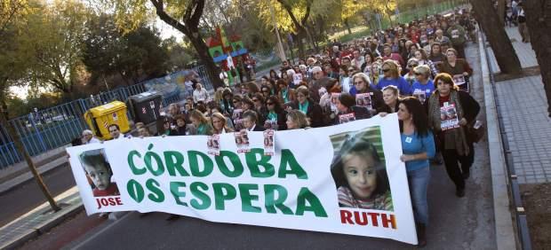Marcha por Ruth y José