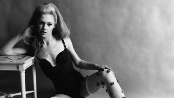 Edie Sedgwick en 'Vogue'